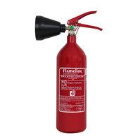 Flameline CO2 brandblusser 2 KG
