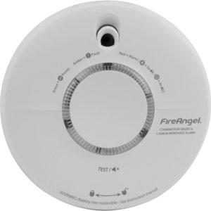 FireAngel SCB10-INT rook- en koolmonoxidemelder