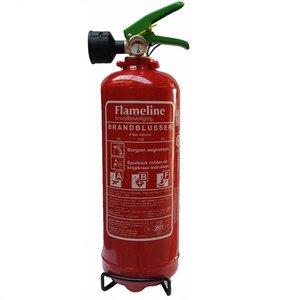 Flameline schuimblusser 2 liter SK2
