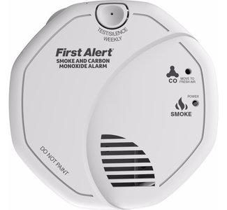 First Alert SC05CE rook- en koolmonoxidemelder