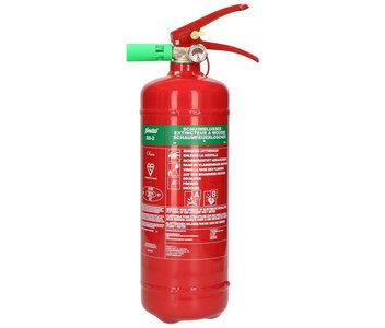 Alecto schuimblusser 2 liter BS-2