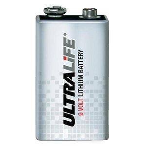 ultralife lithium batterij