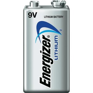 Energizer lithium batterij rookmelder