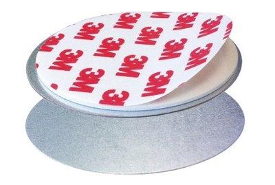 Magneetbevestiging voor rookmelder